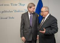 Visit of Ramtane Lamamra, Algerian Minister of State, Minister for Foreign Affairs and International Cooperation, to the EC