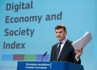 Press conference by Andrus Ansip, Vice-President of the EC, on the main results of the latest Digital Economy and Society Index (DESI)