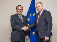 Visit of Juan Carlos Cassinelli, Ecuadorian Minister for Foreign Trade, to the EC