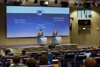 Press conference by Margrethe Vestager, Member of the EC, on Dow/DuPont Merger