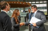 Visit by Maroš Šefčovič, Vice-President of the EC and Miguel Arias Cañete, Member of the EC, to Denmark