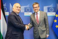 Visit of El Hassan bin Talal, Prince of Jordan, to the EC