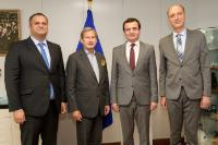 Visit of a delegation of Members of Parliament of Kosovo*