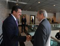 Visit by Johannes Hahn, Member of the EC, to Turkey