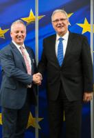 Visit of Lord McConnell of Glenscorrodale, Member of the British House of Lords, to the EC