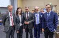 Visit by Mariya Gabriel, Member of the EC, to Germany