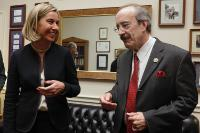 Visit of Federica Mogherini, Vice-President of the EC, to USA