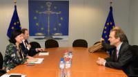 Visite de Kent Walker, vice-président senior et avocat général de Google, à la CE