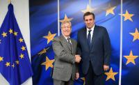Visit of Aziz Akhannouch, Moroccan Minister for Agriculture, Maritime Fisheries, Rural Development and Water and Forests, to the EC