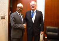 Visit by Neven Mimica, Member of the EC, to Ethiopia