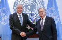 Visit of Dimitris Avramopoulos, Member of the EC to the United States of America