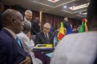 Visit of Dimitris Avramopoulos, Member of the EC, to Niger