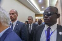 Visite de Dimitris Avramopoulos, membre de la CE, au Niger