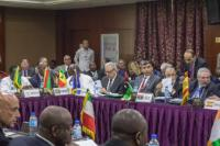 Visit by Dimitris Avramopoulos, Member of the EC, to Niger