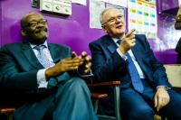 Visit by Neven Mimica, Member of the EC, to Zimbabwe