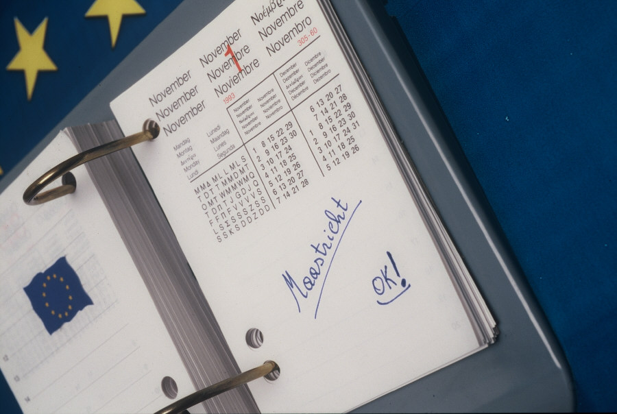 The Maastricht Treaty on European Union