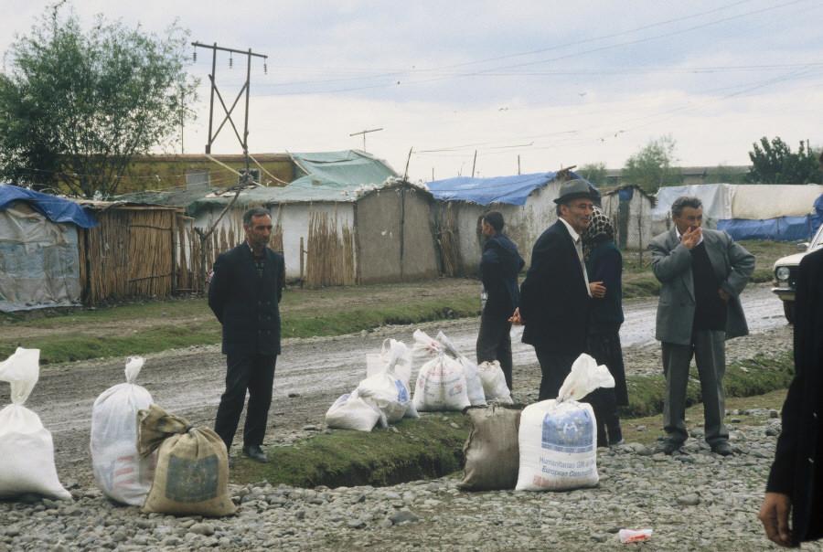 ECHO: Georgia, Armenia, Azerbaijan