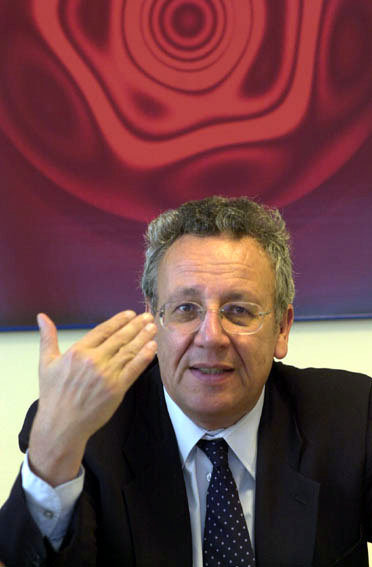 Philippe Busquin, Member of the EC