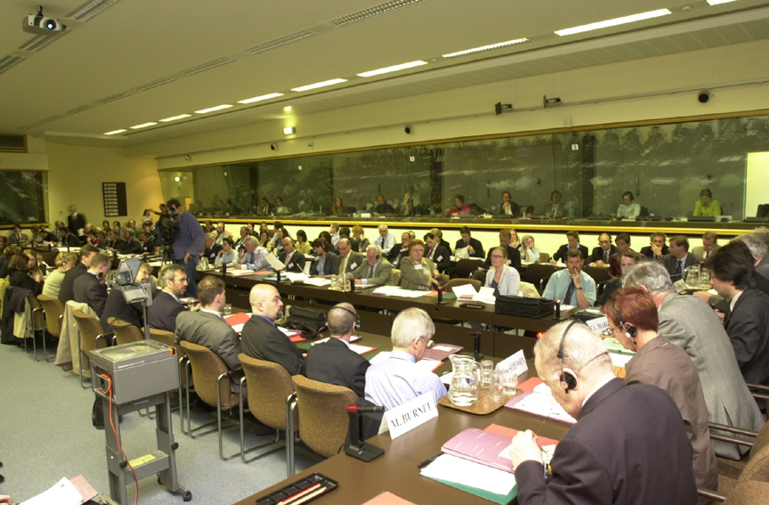 First meeting of the European Forum for the Prevention of Organised Crime