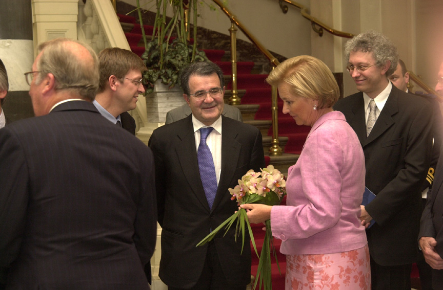 Official ceremony to mark the launch of the Belgian Presidency of the Council