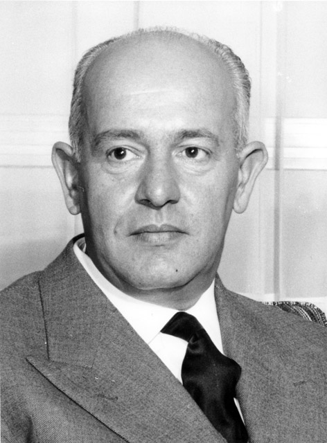 Lionello Levi Sandri, Member of the Commission of the EEC