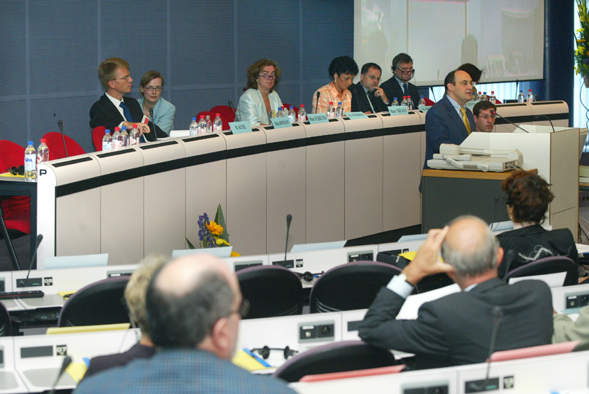Public Hearing on the establishment of a European Public Prosecutor