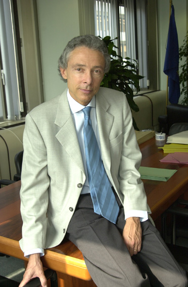 Fabrizio Barbaso, Director-General at the EC