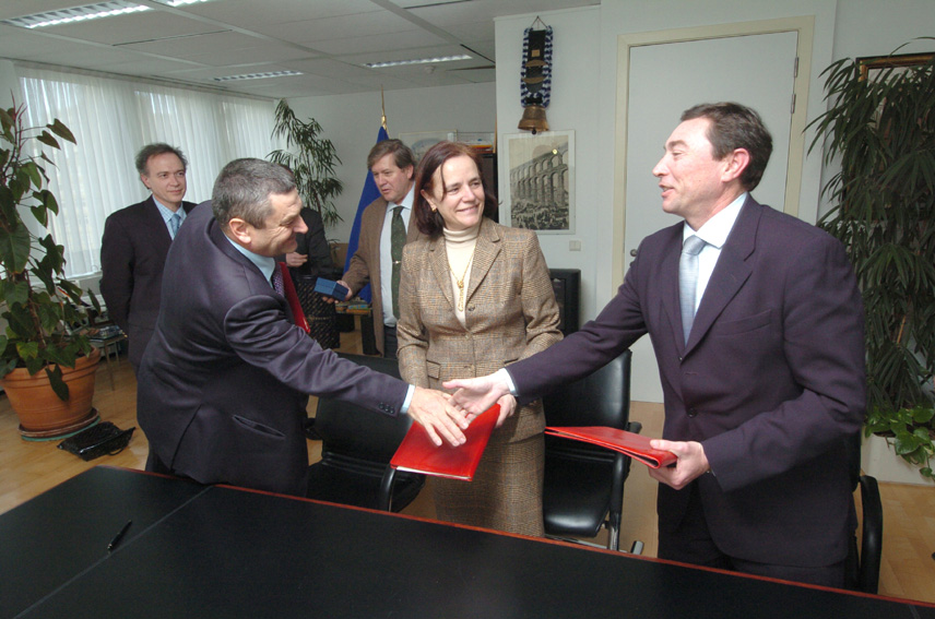 Agreement between the ports of Livorno and Alicante