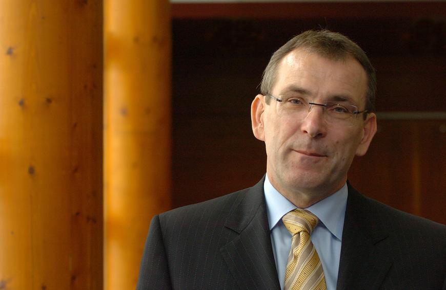 Andris Piebalgs, Member of the EC