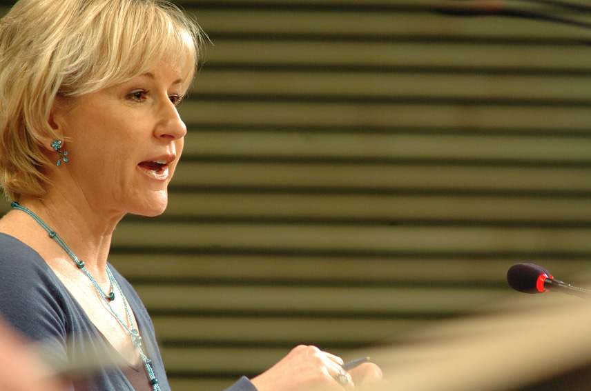 Press Conference by Margot Wallström, Vice-President of the EC, on the White Paper on Communication