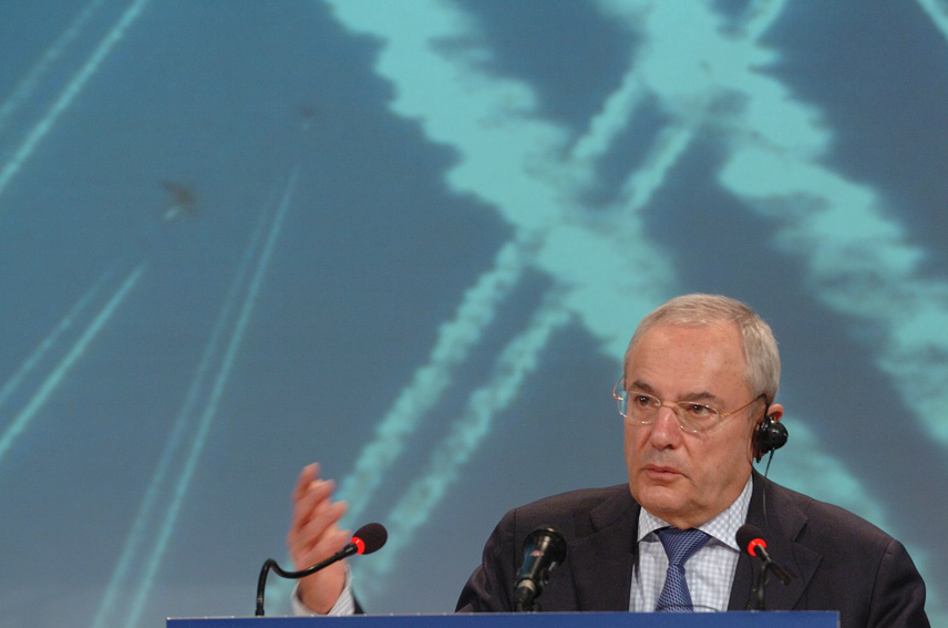 Press conference by Jacques Barrot, Vice-President of the EC, on a black list of unsafe airlines