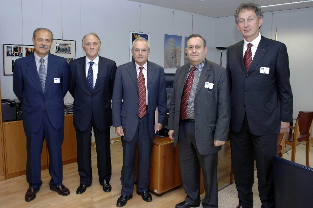 Visit by a delegation of the European Freight and Logistics Leaders Forum to the EC
