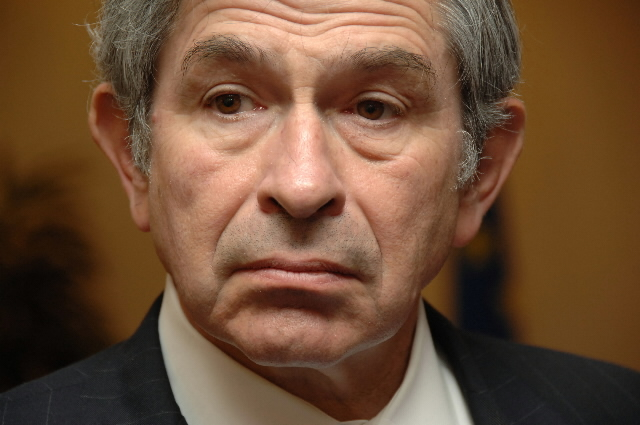 Visit by Paul Wolfowitz, President of the World Bank, to the EC