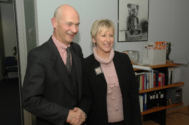 Visit by Pascal Lamy, Director-General of the World Trade Organisation (WTO), to the EC