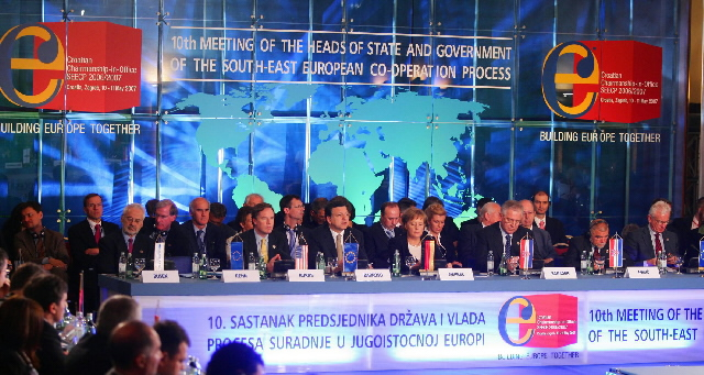 10th meeting of South East Europe Cooperation Process (SEECP), Zagreb