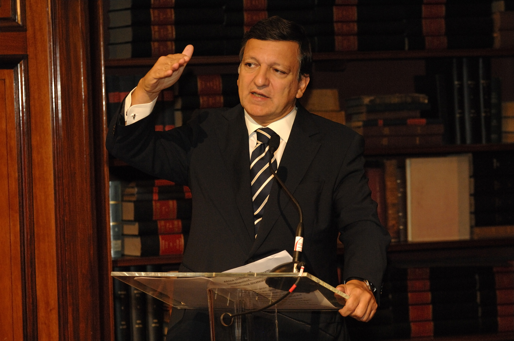 Speech by José Manuel Barroso, President of the EC, at the