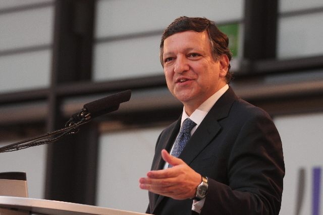 Participation of José Manuel Barroso, President of the EC, in the 50th anniversary celebrations of the EIB