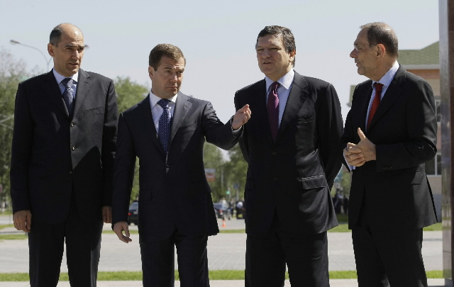 EU/Russia Summit, 27/06/2008
