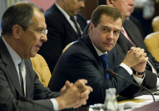 EU/Russia Summit, 27/06/2008