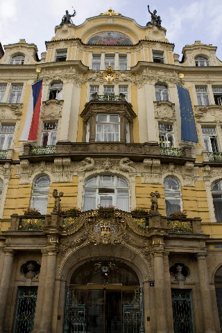 The capitals of the EU: Prague