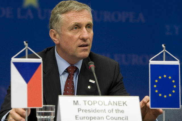 Informal Brussels European Council, 01/03/2009