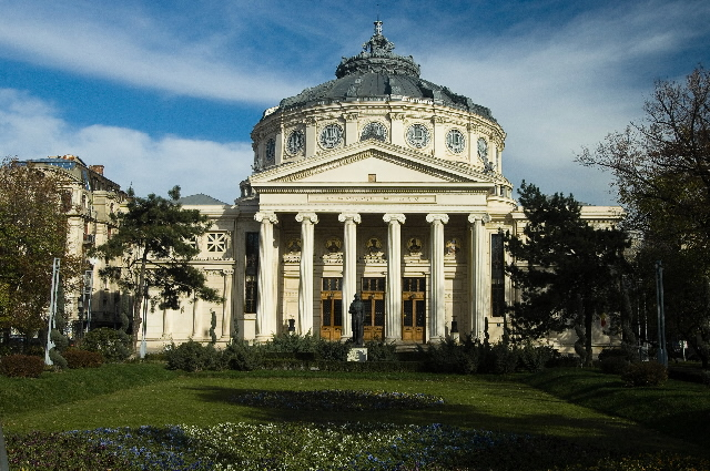The capitals of the EU: Bucarest