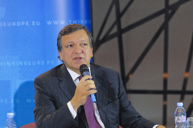 Conference by the CES on the political guidelines for the next Commission of José Manuel Barroso