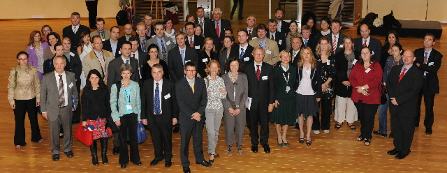 Bi-annual meeting of the data protection officers