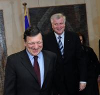 Visit of Horst Seehofer, Minister-President of the Land of Bavaria, to the EC