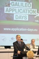 Participation of Antonio Tajani, Vice-President of the EC, at the launch of the