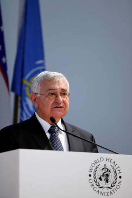 Participation of John Dalli, Member of the EC, at the 5th Ministerial Conference on environment and health