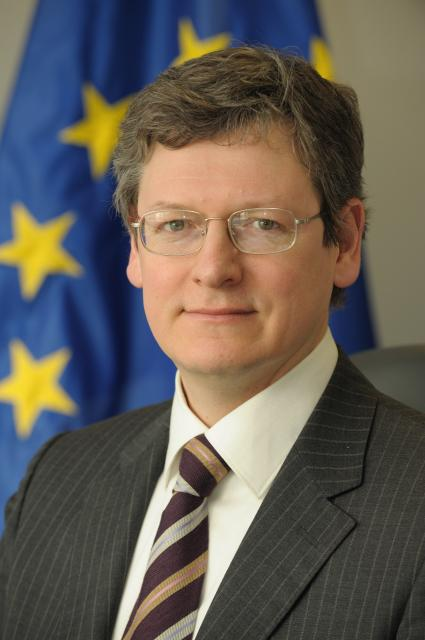 László Andor, Member of the EC