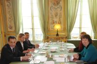 Visit of Catherine Ashton, High Representative of the Union for Foreign Affairs and Security Policy and Vice-President of the EC, to France