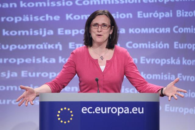 Press conference by Cecilia Malmström, Member of the EC, on visa free travel for Albania and Bosnia and Herzegovina